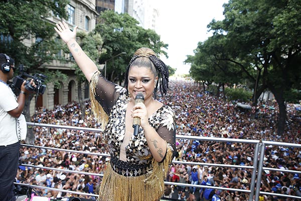 Avenida Presidente Vargas irá receber Bloco da Preta e Monobloco, decide prefeitura