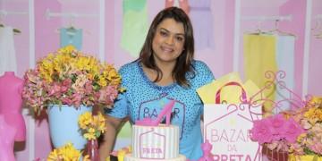 Preta Gil faz bazar com lucro revertido para Sociedade Viva Cazuza