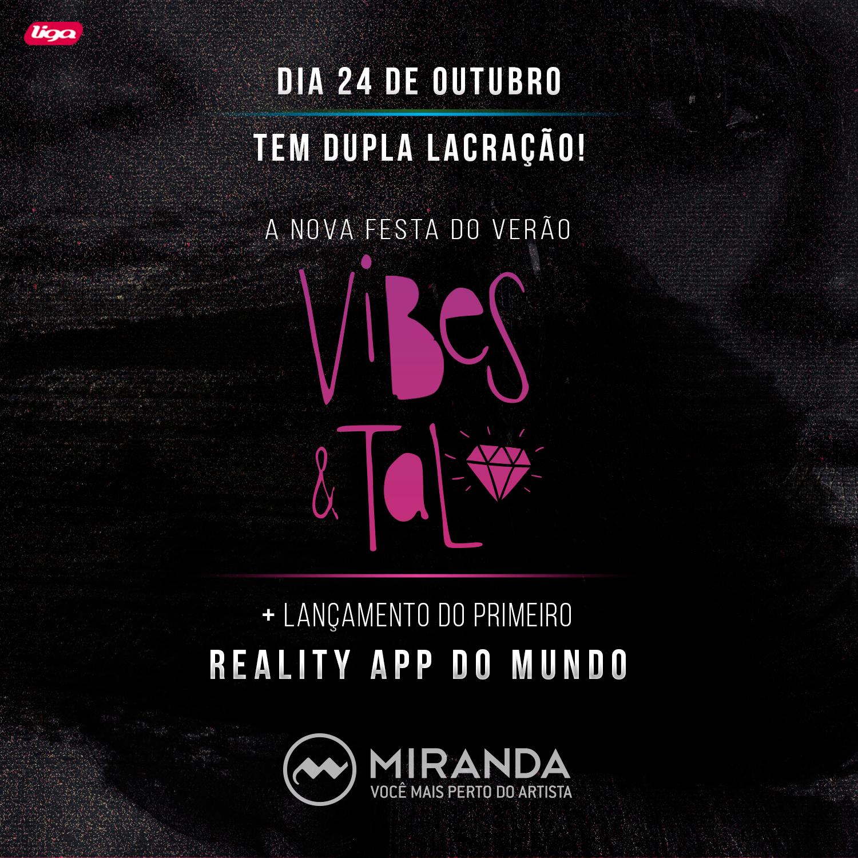 Preta Gil lança Festa Vibes & Tal