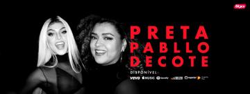 """Preta Gil e Pabllo Vittar lançam o clipe oficial de """"Decote"""", com direção de Giovanni Bianco e Nicole Heiniger"""