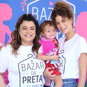 Preta Gil comemora 10 anos de Bazar da Preta
